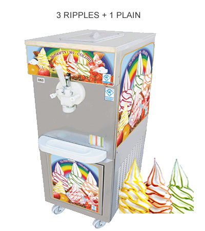 Mr.SOFTY 301 COLORE